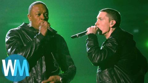 Top 10 Best Eminem Guest Verses