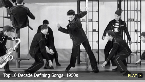 Top 10 Decade Defining Songs: 1950s