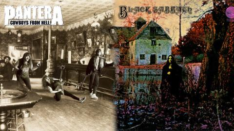 Top 10 Important Albums in Heavy Metal History