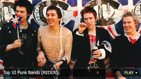 Top 10 Punk Bands (REDUX)