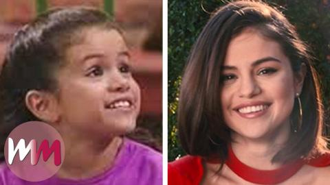Top 10 Celebs Who Started On Kids Shows