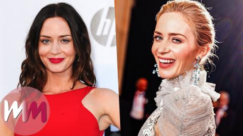 Top 10 Best Emily Blunt Red Carpet Looks