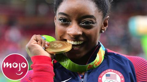 Top 10 Things You Didn't Know About Simone Biles