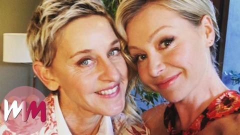 Top 10 Times Ellen DeGeneres & Portia de Rossi Made Us Believe in Love