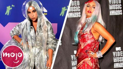 Top 20 Memorable Lady Gaga Outfits