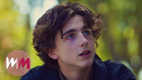 Top 5 Reasons You Should Know Timothée Chalamet