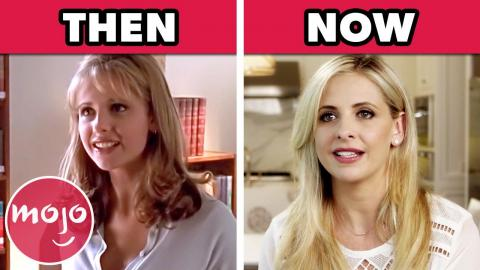 Whatever Happened to Sarah Michelle Gellar?