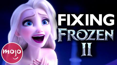Disney Fans Fix Frozen II
