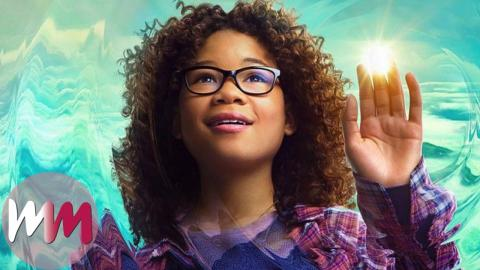 Does 'A Wrinkle in Time' Live Up to the Hype? - Spoiler Free Review! Mojo @ The Movies