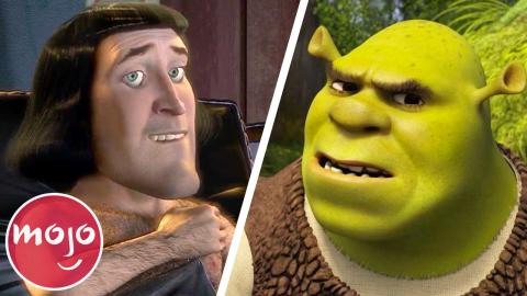 Top10 Adult Jokes You Missed in Shrek