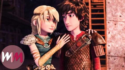 Top 10 Cutest Animated Couples