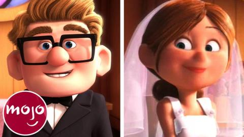 Top 10 Cutest Pixar Movie Couples