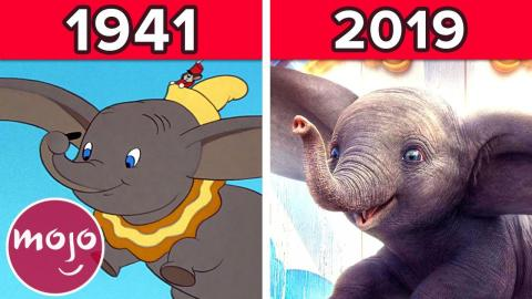 Top 10 Biggest Changes in Dumbo (2019)