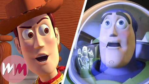Top 10 Disney & Pixar Plot Lines That Almost Happened