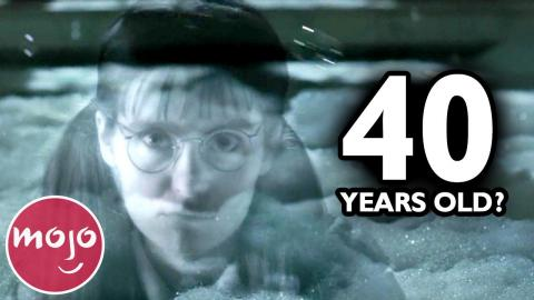 Top 10 Facts About Harry Potter That Will Ruin Your Childhood