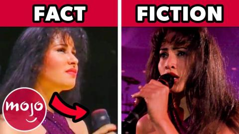 Top 10 Things Selena (1997) Got Factually Right & Wrong