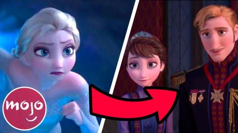 Top 10 Frozen Theories That Might Be True - Trailer Breakdown