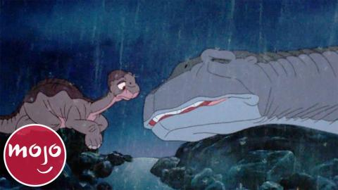 Top 10 Heartbreaking Farewells in Animated Movies