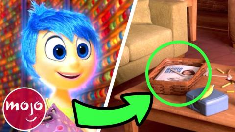 Top 10 Inside Out Easter Eggs You Missed