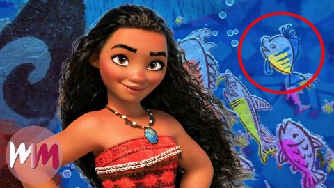 Top 10 Moana Easter Eggs You Missed