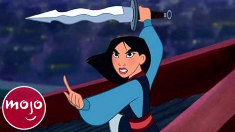 Top 10 Most Heroic Things Disney Princesses Have Ever Done