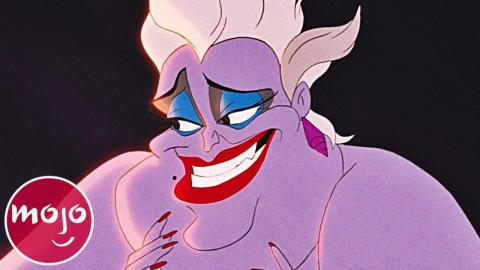 Top 10 Sassiest Disney Villains