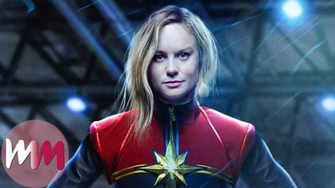 Top 10 Things We Want to See in Captain Marvel