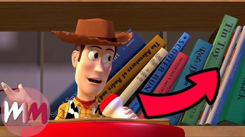 Top 10 Toy Story Franchise Easter Eggs You Missed