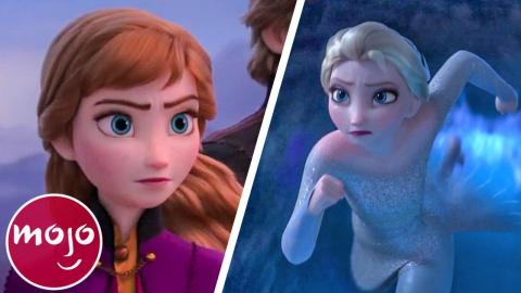 Top 5 Reasons the Frozen 2 Trailer Has Us Excited!