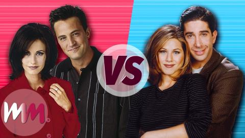 Monica & Chandler VS Ross & Rachel: Who is the Ultimate Friends Couple?