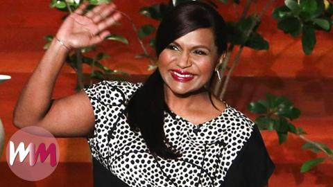 Top 10 Awesome Mindy Kaling Moments