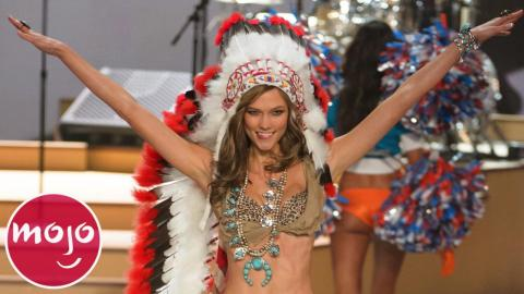 Top 10 Victoria's Secret Fashion Show Scandals