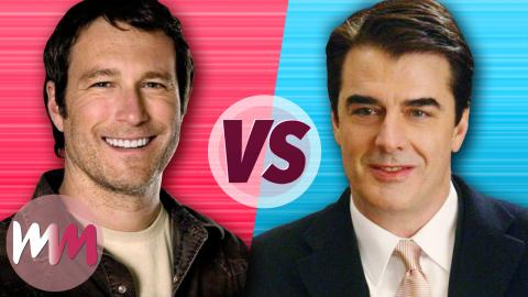 Aidan vs. Big: The Battle of Carrie Bradshaw's Boyfriends