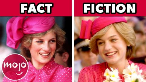 The Crown Season 4 Princess Diana Fashion: Fact or Fiction