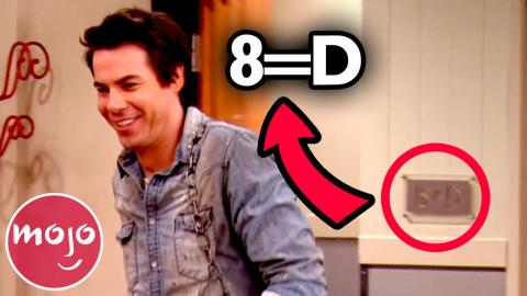 Top 10 Adult Jokes on iCarly You Definitely Missed