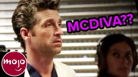 Top 10 Behind the Scenes Grey's Anatomy Scandals