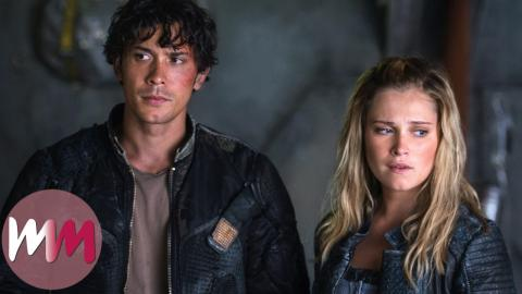 Top 10 Bellarke Moments on The 100