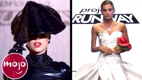 Top 10 Best Project Runway Designs
