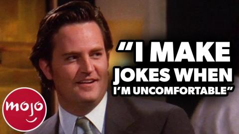 Top 10 Most Hilarious Chandler Bing Quotes