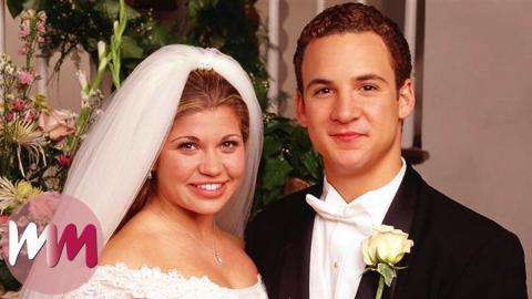 Top 10 Memorable Cory & Topanga Moments