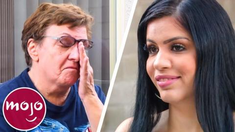 Top 10 Craziest Moments from 90 Day Fiancé Happily Ever After Season 4