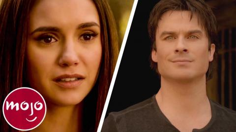Top 10 Unforgettable Damon & Elena Moments