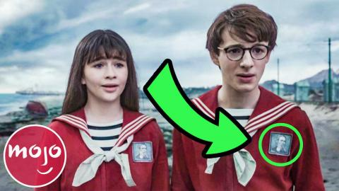 Top 10 Easter Eggs from Season 3 of A Series of Unfortunate Events
