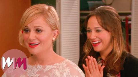Top 10 Friendship Moments on Parks and Recreation