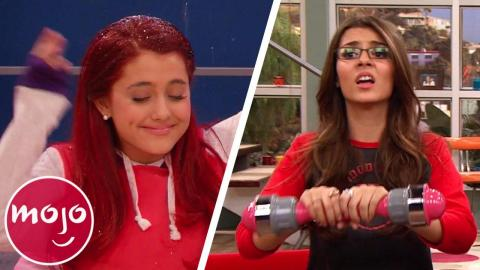 Top 10 Adult Jokes on Victorious You Definitely Missed