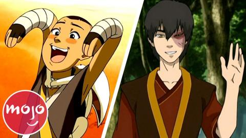 Top 10 Funniest Avatar: The Last Airbender Moments