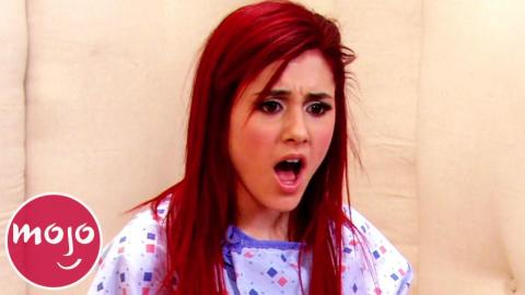 Top 10 Funniest Cat Valentine Moments on Victorious