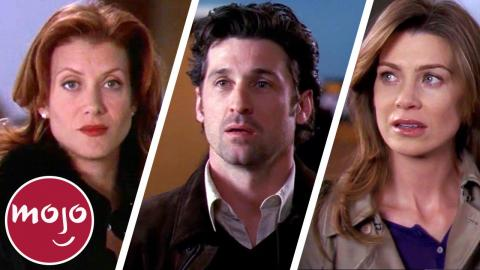 Top 10 Grey's Anatomy Love Triangles