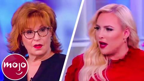 Top 10 Heated Moments on The View