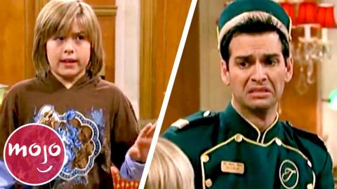 Top 10 Disney Channel Jokes That Would Not Work Today